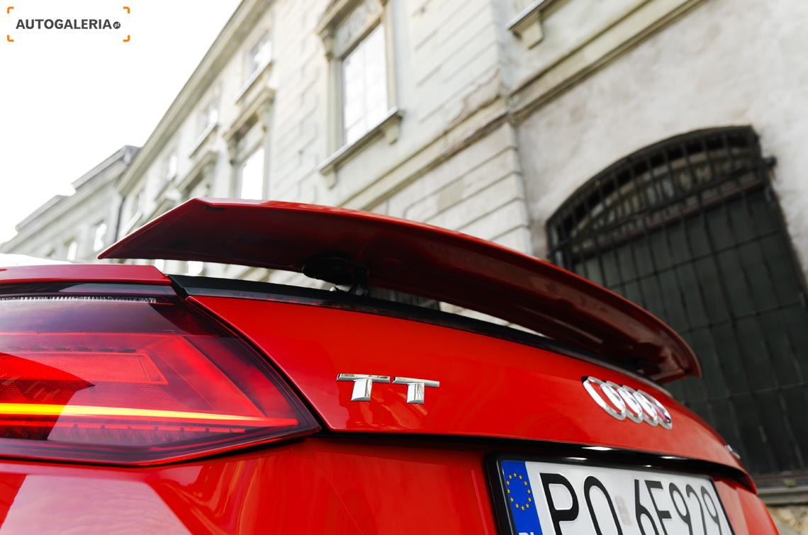 Audi TT 2.0 TFSI quattro S tronic | TEST - autoGALERIA