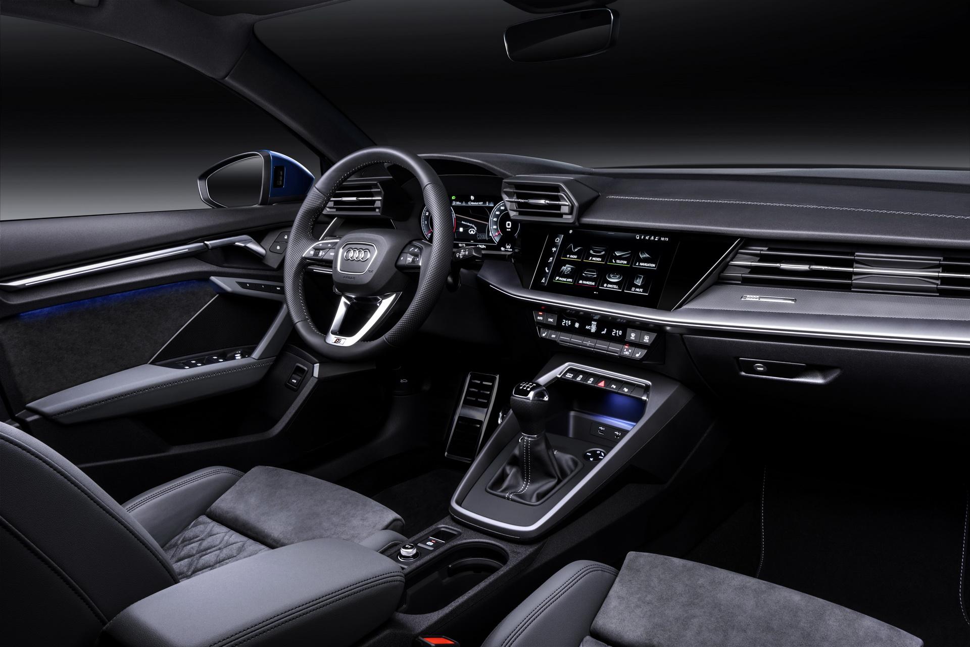 Audi A3 (2021) zaprezentowane. Znajoma stylistyka, tylko ...