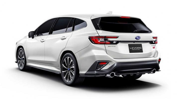 Subaru Levorg Dauertest