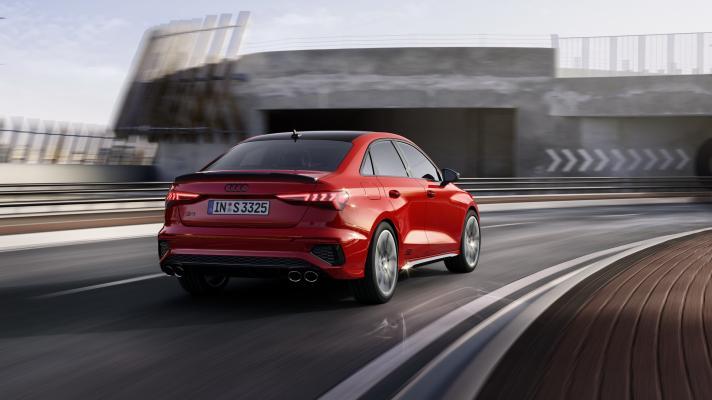 Audi S3 2021. Hothatch z Ingolstadt powraca z mocniejszym ...